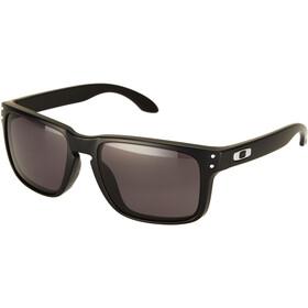 Oakley Holbrook Sunglasses matte black/warm grey